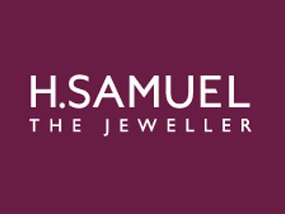 H Samuel Voucher Code
