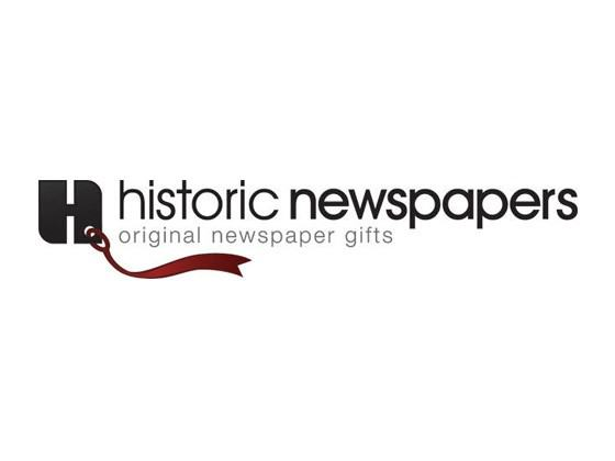 Historic Newspapers Discount Code