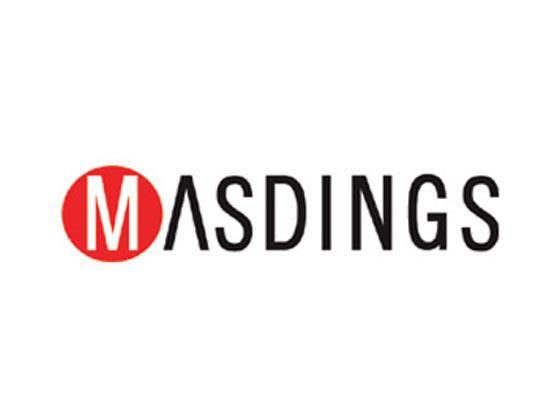 Masdings Discount Code