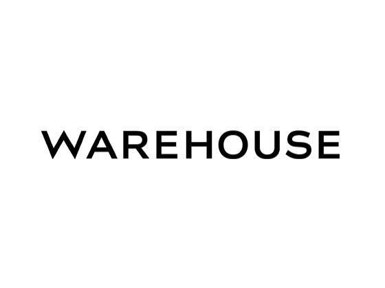 Warehouse Discount Code