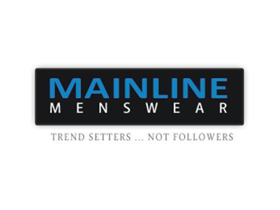 Mainline Menswear Discount Code