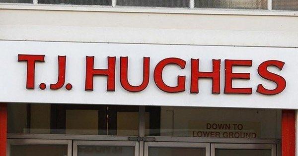 TJ Hughes vouchers