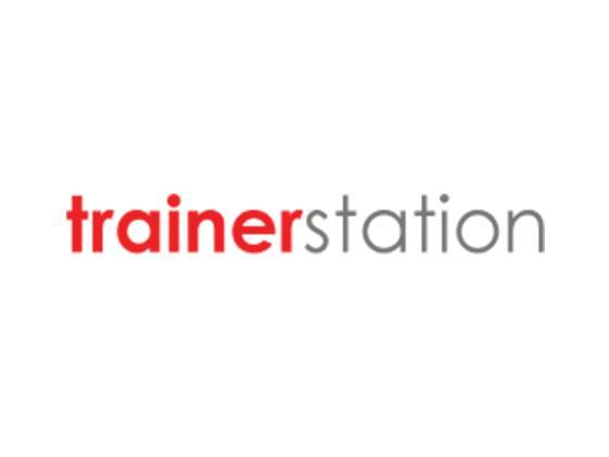 Trainer Station Discount Code