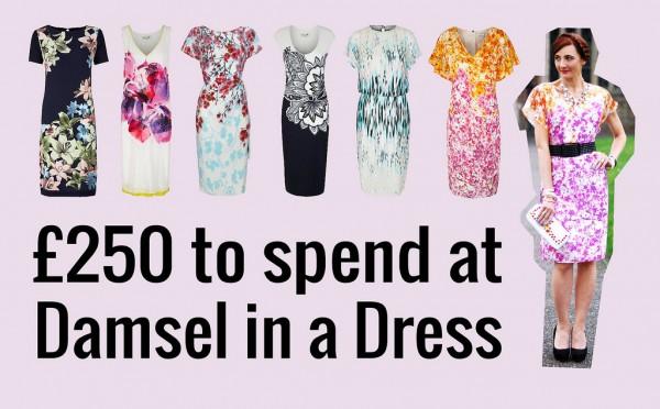 Damsel in A Dress Discount Code