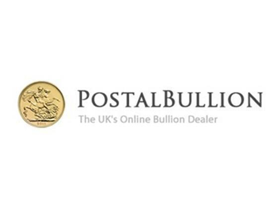 Postal Bullion Promo Code