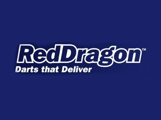 Red Dragon Darts Promo Code