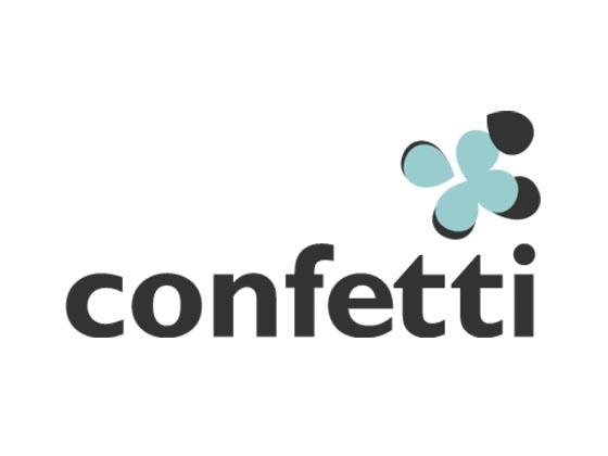 Confetti Discount Code