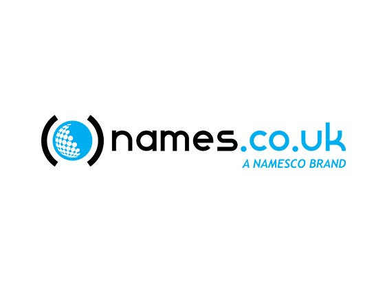 Names.co.uk Voucher Code