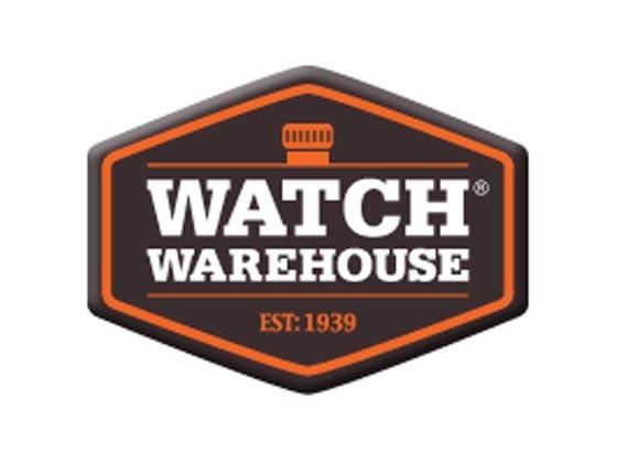 Watch Warehouse Discount Code