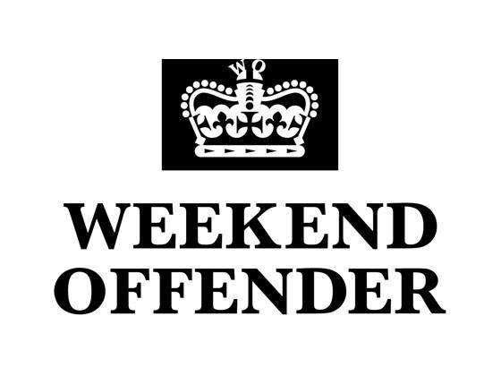 Weekend Offender Discount Code