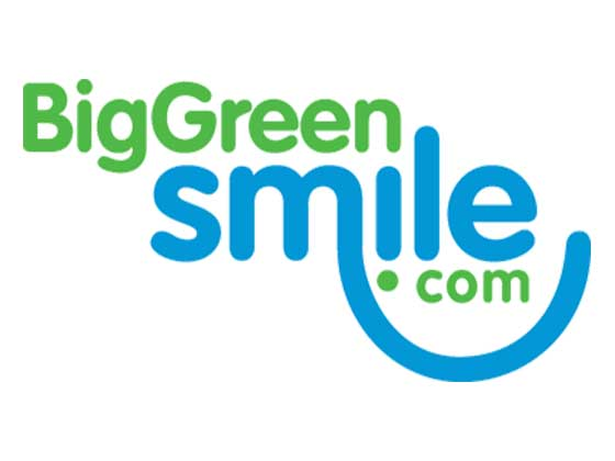 Big Green Smile Voucher Code