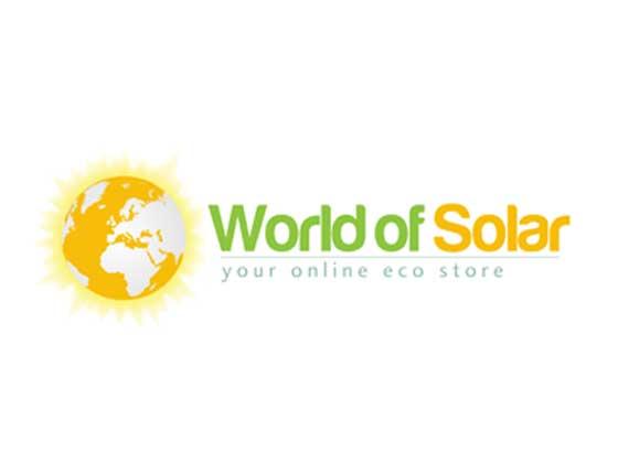 World of Solar Discount Code