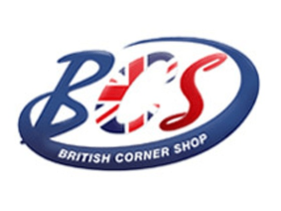 British Corner Shop Voucher Code