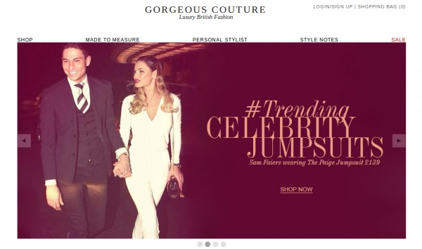 Gorgeous Couture Promo Code