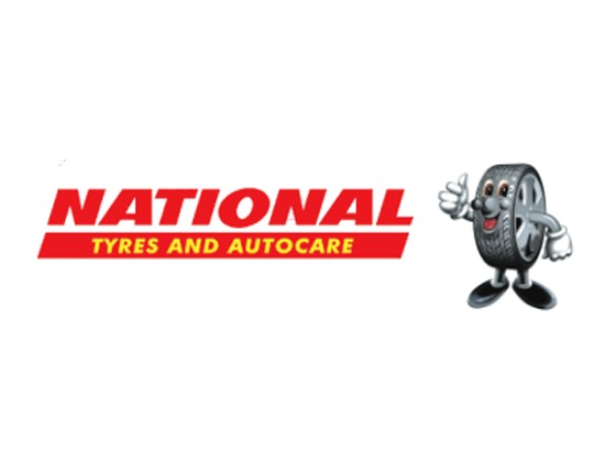National Tyres Voucher Code