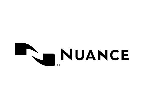 Nuance Promo Code