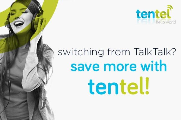 TenTel Voucher Code