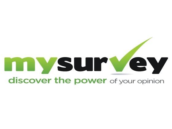 MySurvey UK Promo Code