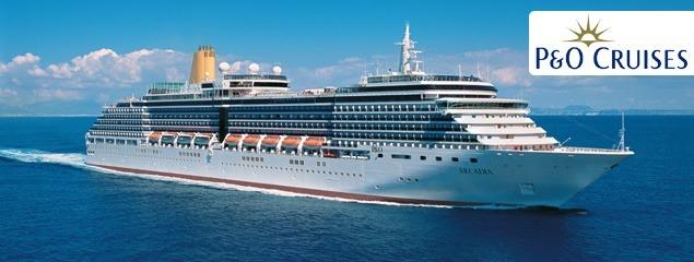 P&O Cruises Promo Code