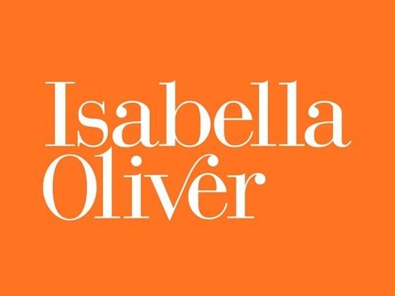 Isabella Oliver Discount Code