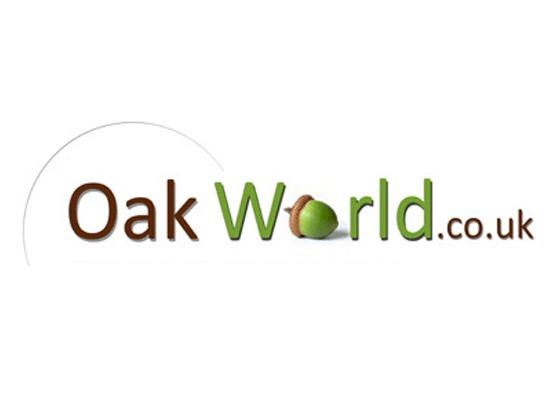 Oak World Voucher Code