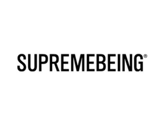 Supreme Being Promo Code