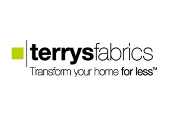 Terrys Fabrics Voucher Code
