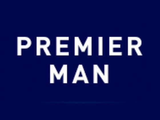 Premier Man Discount Code