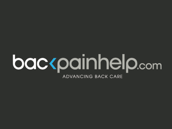 Back Pain Help Promo Code