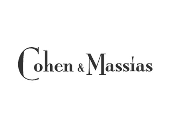 Cohen & Massias Discount Code