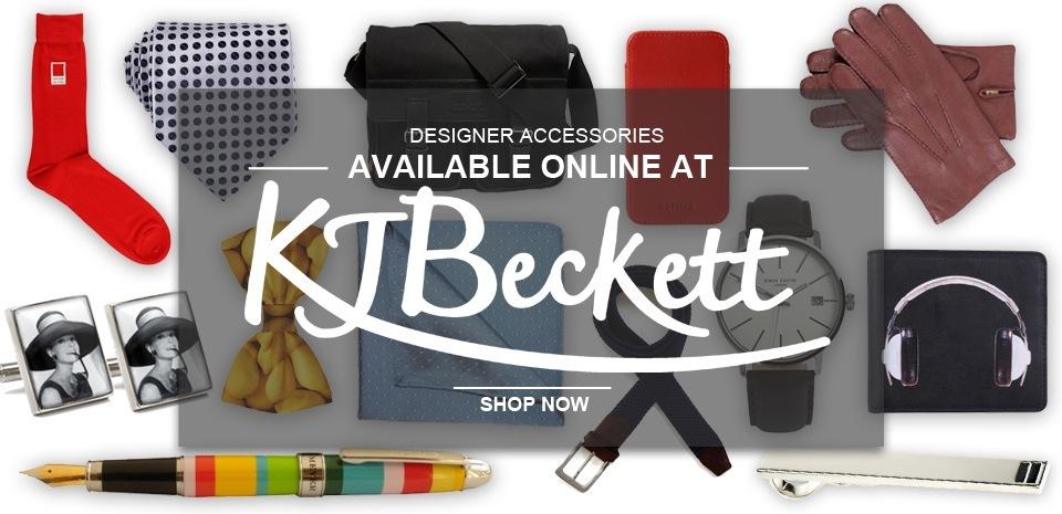 kj beckett discount code