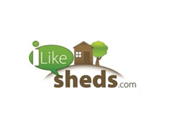 I like Sheds Promo Code