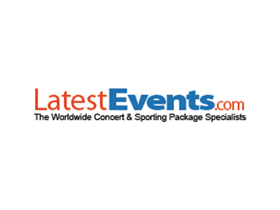 Latest Events Discount Code