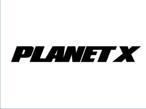 Planet X Voucher Code