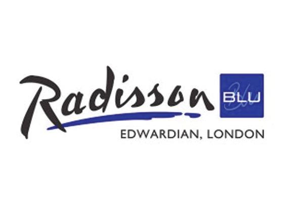 Radisson Edwardian Promo Code
