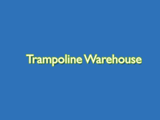 Trampoline Warehouse Discount Code