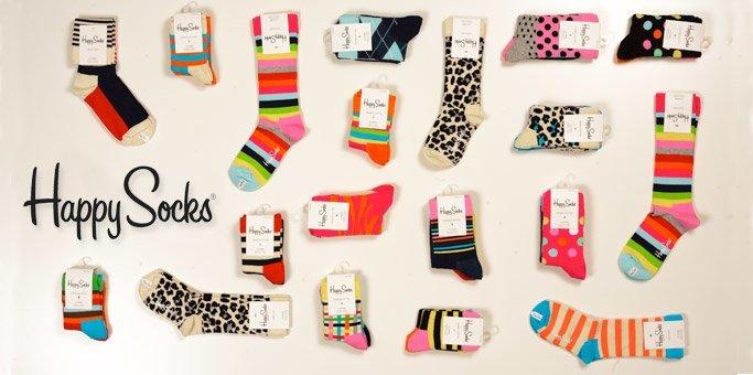 Happy Socks Voucher Code