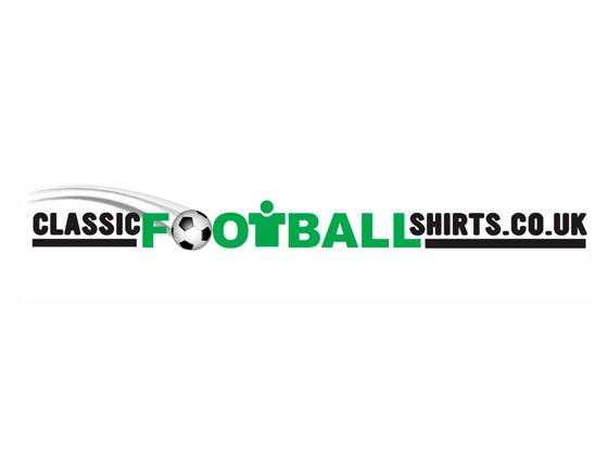 Classic Football Shirts Promo Code