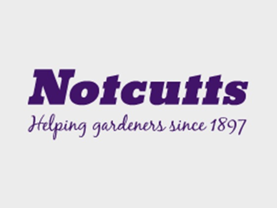 Notcutts Discount Code