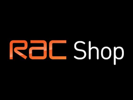 RAC Shop Discount Code