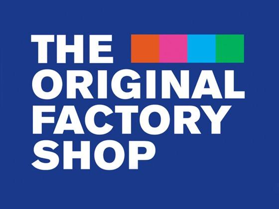 The Original Factory Shop Promo Code