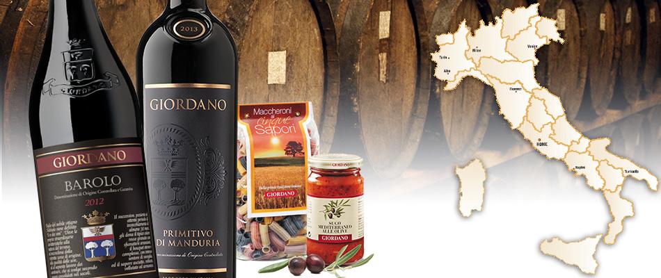Giordano Wines Promo Code
