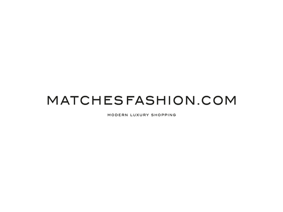 Matches Fashion Discount Code