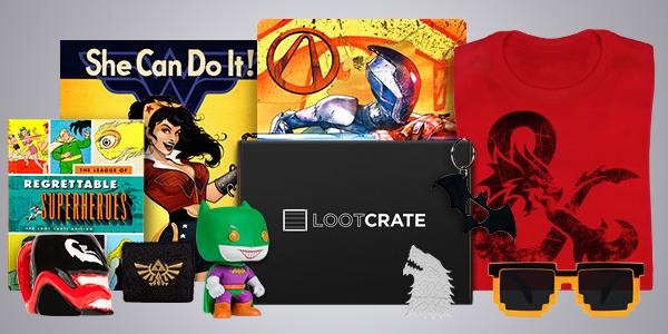 Loot Crate Discount Code
