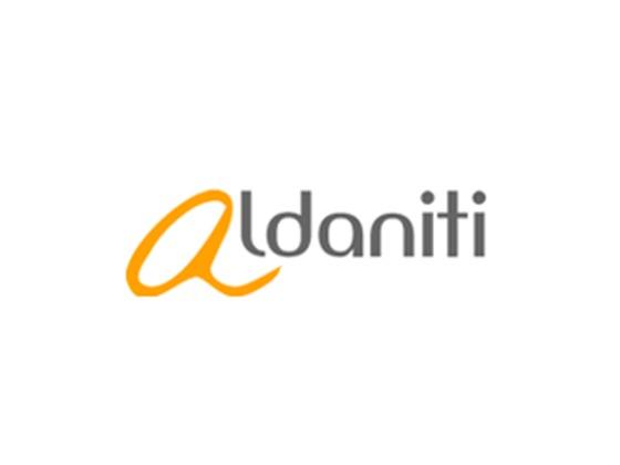 Aldaniti Network Discount Code