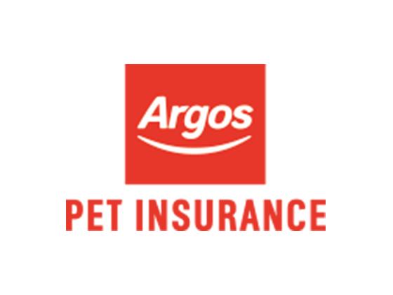 Argos Pet Insurance Voucher Code