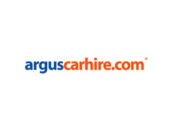 Argus Carhire Promo Code