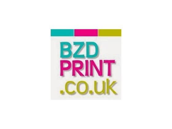 BZD Print Voucher Code