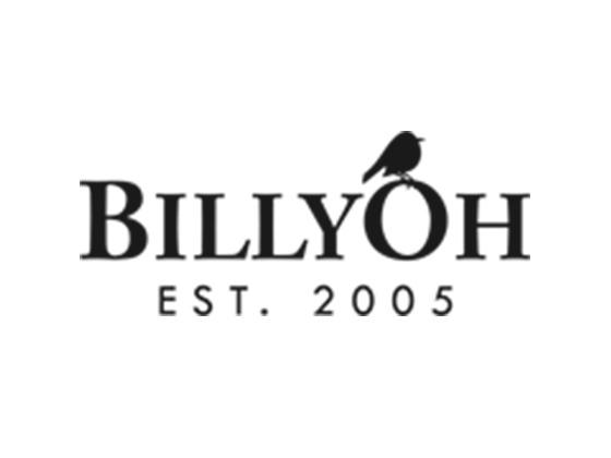 BillyOh Promo Code