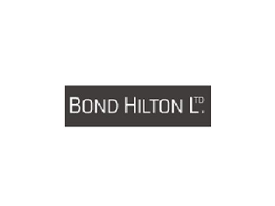 Bond Hilton Ltd Voucher Code